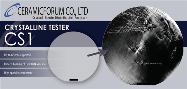 Ceramicforum Crystalline Tester
